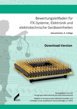 Bewertungsleitfaden für ITK-Systeme, Elektronik und elektrotechnische Geräteeinheiten (Download-Version)